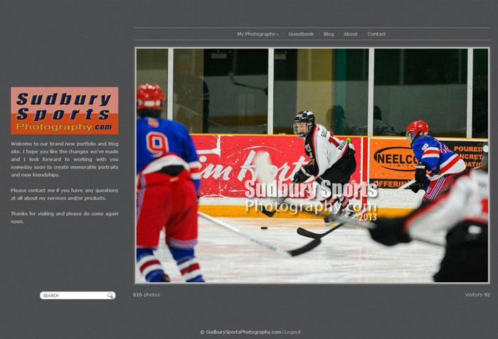 View Sports Action Photos